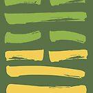 60 Limitations I Ching Hexagram by SpiritStudio