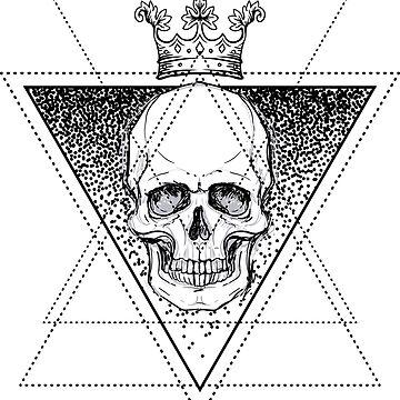 Royal Skull by varka
