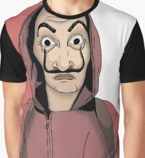 Casa de Papel Graphic T-Shirt