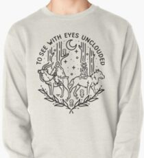 To See With Eyes Unclouded Pullover