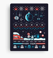 HOLIDAY FAR FAR AWAY Canvas Print