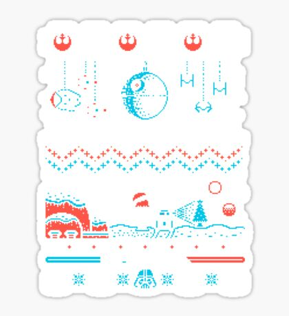 HOLIDAY FAR FAR AWAY Sticker