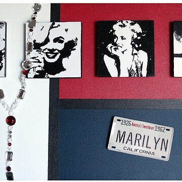 Many Faces of Marilyn by ppprincess