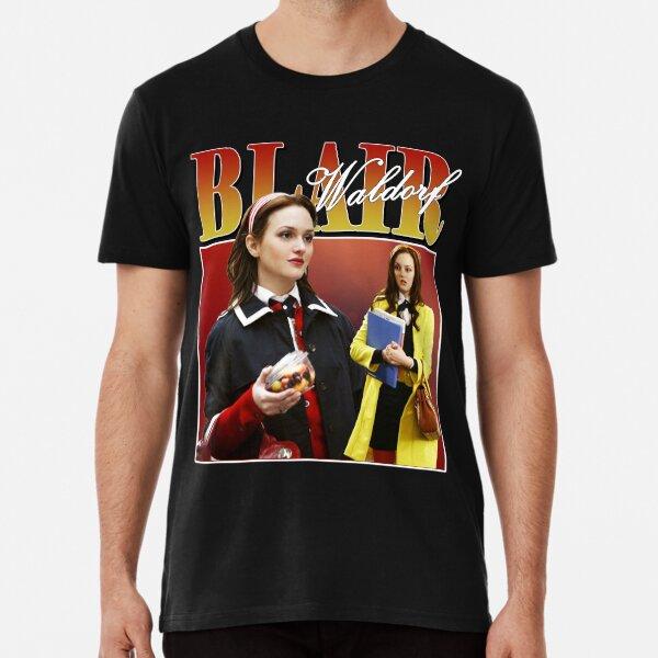 Blair Waldorf T-shirt premium