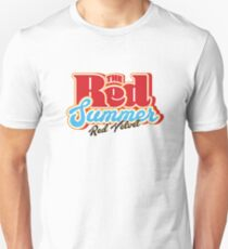 red summer Unisex T-Shirt