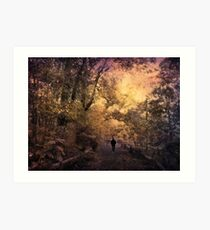 The Clearing Art Print