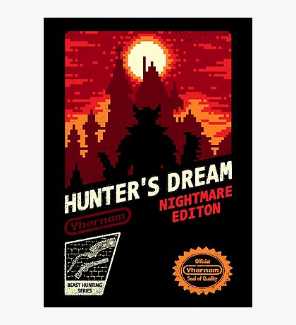 HUNTER'S DREAM Photographic Print