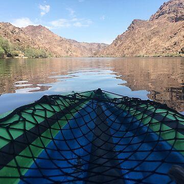 Colorado River Kayak by UrbanTailsGear