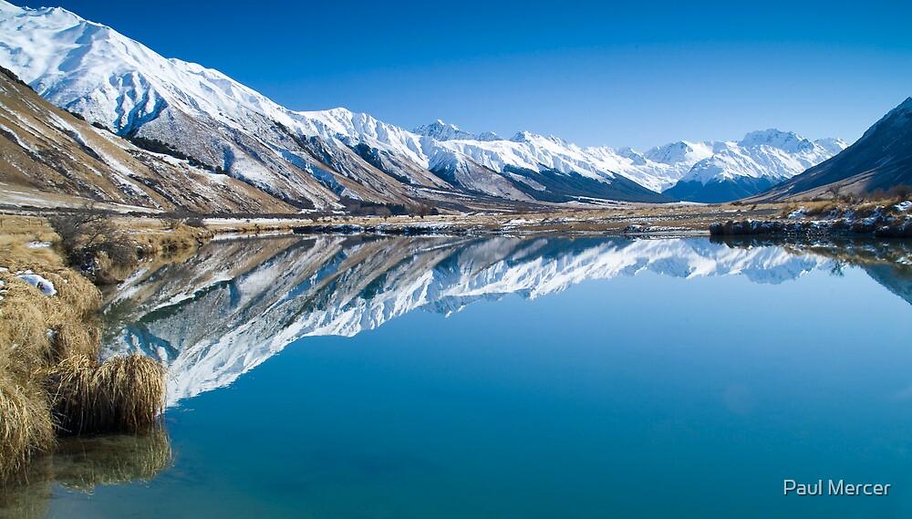 Ahuriri Valley 1 by Paul Mercer
