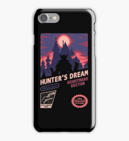HUNTER'S DREAM (INSIGHT) iPhone Case/Skin