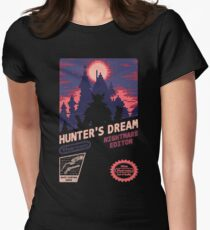 HUNTER'S DREAM (INSIGHT) Women's Fitted T-Shirt