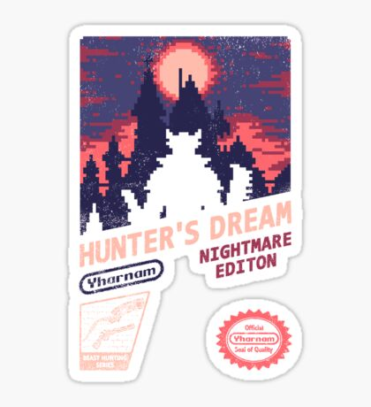 HUNTER'S DREAM (INSIGHT) Sticker
