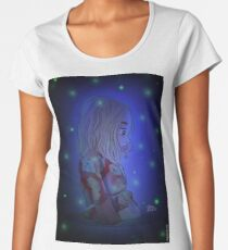 Maria Premium Scoop T-Shirt
