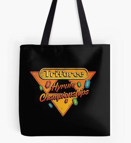 HYRULE CHAMPIONSHIPS Tote Bag