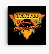 HYRULE CHAMPIONSHIPS Canvas Print
