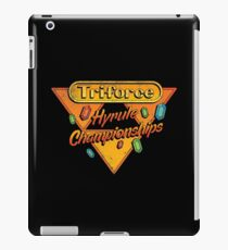 HYRULE CHAMPIONSHIPS iPad Case/Skin