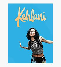Kehlani  Photographic Print
