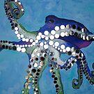 Mirrored Octopus by Samitha Hess Edwards