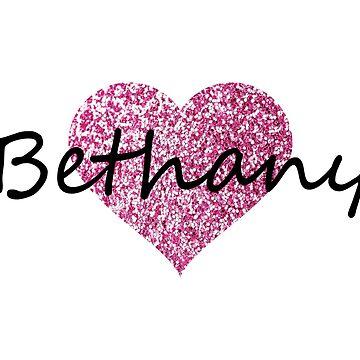 Bethany Pink Heart by Obercostyle