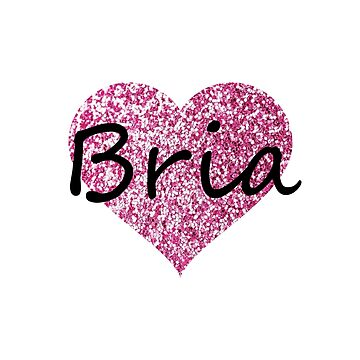 Bria Pink Heart by Obercostyle