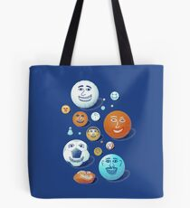 LAST FRIENDS ON EARTH Tote Bag