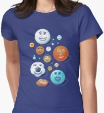 LAST FRIENDS ON EARTH Women's Fitted T-Shirt