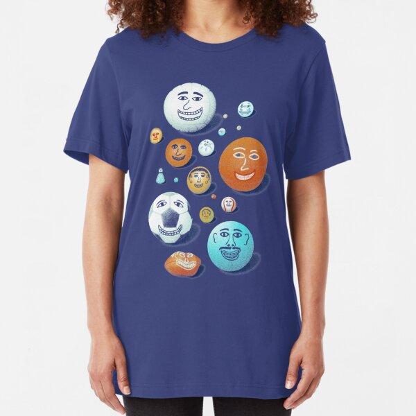 LAST FRIENDS ON EARTH Slim Fit T-Shirt
