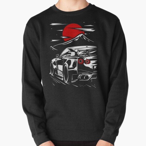 Nissan GT-R Nismo Haruna Sweatshirt épais