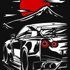 Nissan GT-R Nismo Haruna by RACING FACTORY