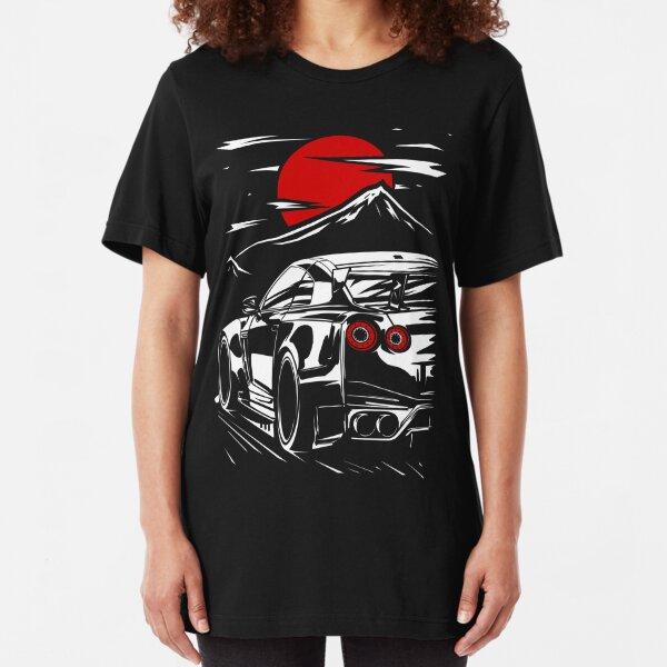 Nissan GT-R Nismo Haruna Slim Fit T-Shirt