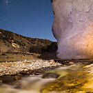Cave Stream by Paul Mercer
