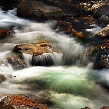 American Fork River - Currents by photoforyou