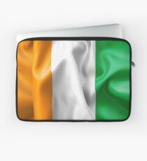 Ivory Coast Flag Laptop Sleeve