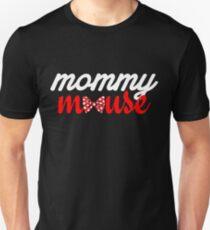 Mommy Mouse Unisex T-Shirt