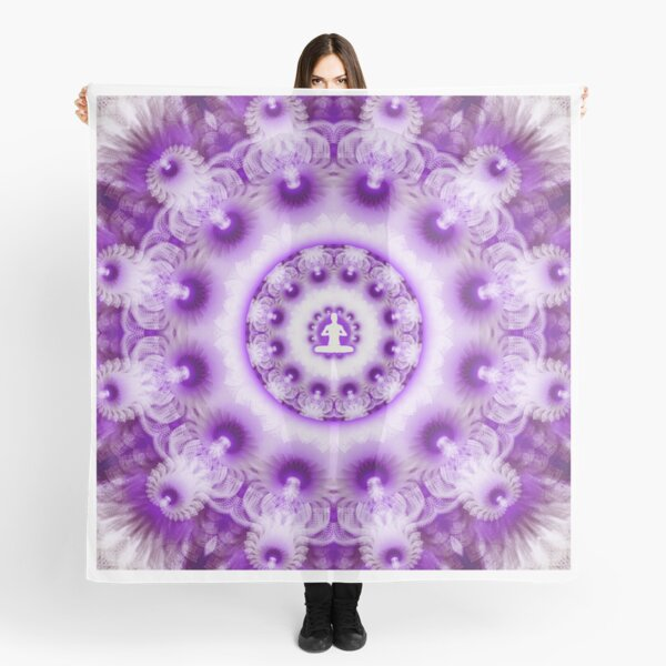 Meditation Galaxy 2 Scarf