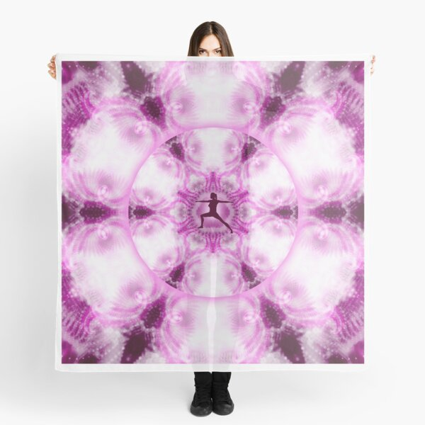 Meditation Galaxy 4 Scarf
