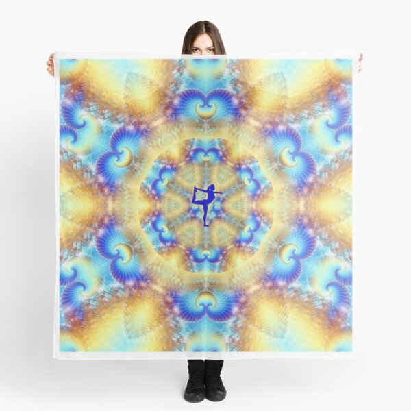 Meditation Galaxy 5 Scarf