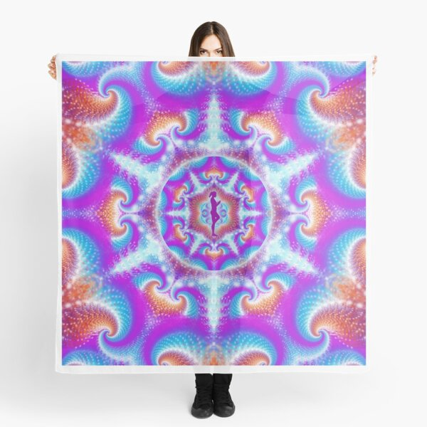 Meditation Galaxy 6 Scarf