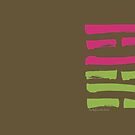 64 Before the End I Ching Hexagram by SpiritStudio