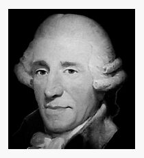 Franz Joseph Haydn Photographic Print