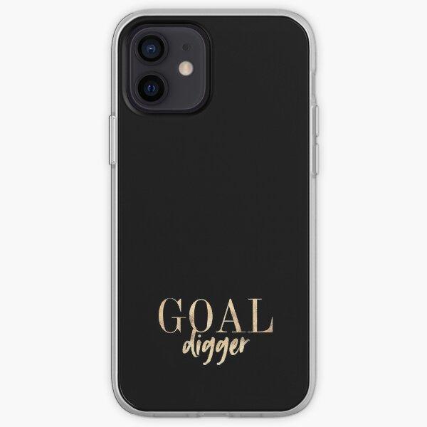 Goal Digger iPhone Soft Case
