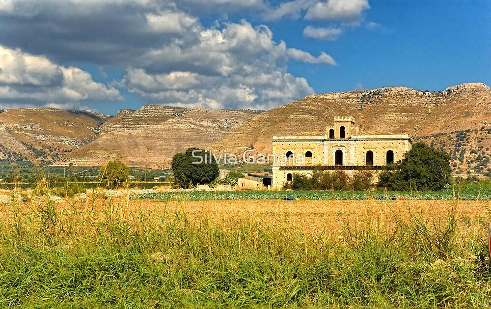 Old Sicilian mansion by Silvia Ganora