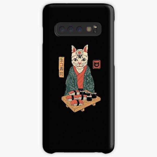 Neko Sushi Bar Samsung Galaxy Snap Case
