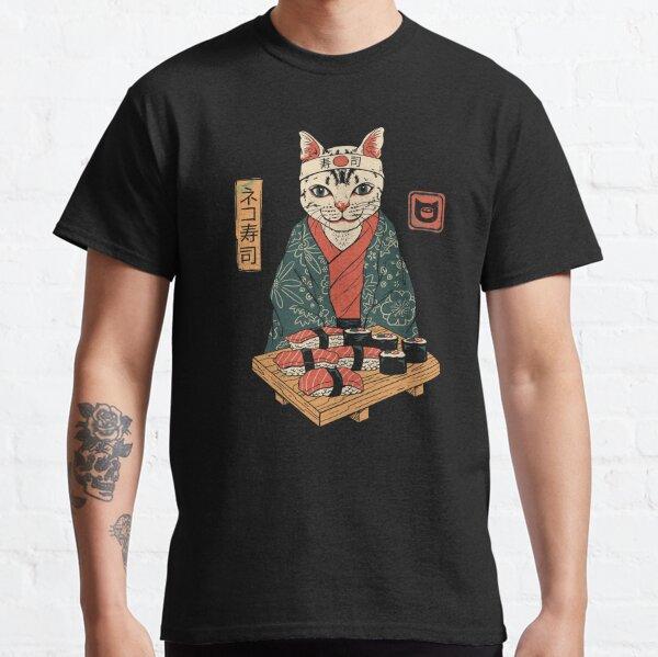Neko Sushi Bar Classic T-Shirt
