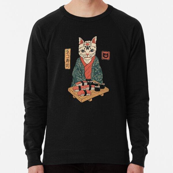 Neko Sushi Bar Lightweight Sweatshirt