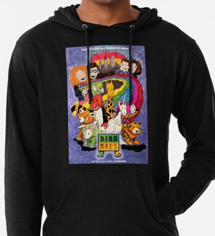 Dinomals Animated Series Poster Lightweight Hoodie