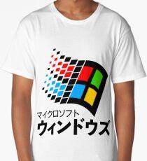 Windows Long T-Shirt