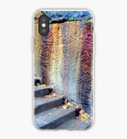 Spectrum Steps iPhone Case