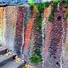 Spectrum Steps by Mike Solomonson