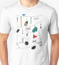 Crossing Wires T-Shirt